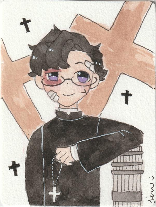 Fan art by Jeni