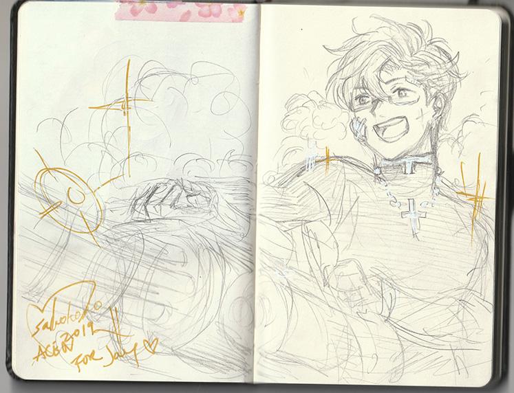 Fan art by SaikoAkarui