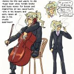 Cellist Reference Sheet